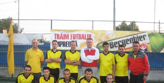 O reusita: campionatul de la Focsani