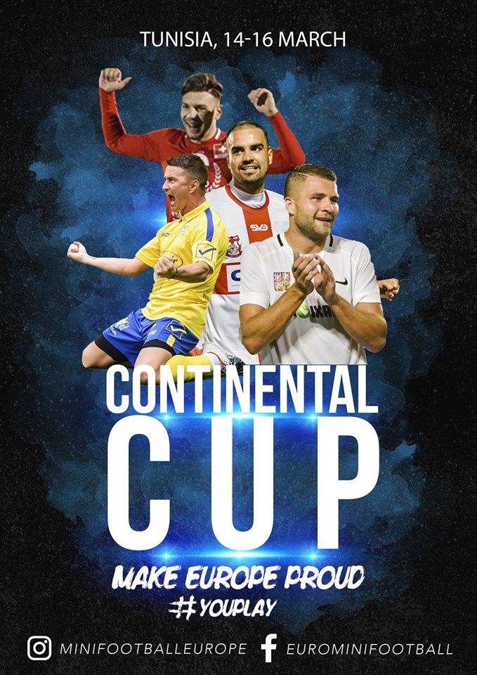 România, în grupa B la Continental Cup, alături de Cehia