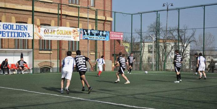 Rezultate campionat municipal Roman