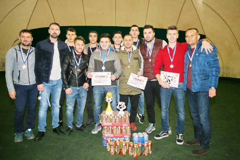 Primăria Târgu Cărbunești a câștigat Cupa Porcului, ediția a II-a
