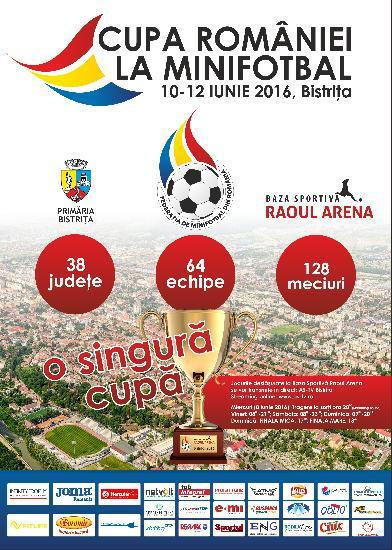 Informatii Cupa Romaniei 2016