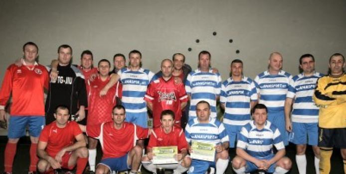Incepe Cupa Dolce Vita la fotbal pe teren redus