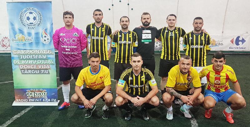 Dream Team si ISU Gorj au remizat in derby-ul etapei a patra