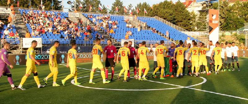 România țintește locul 1 în grupa D în meciul cu Kazakhstan !