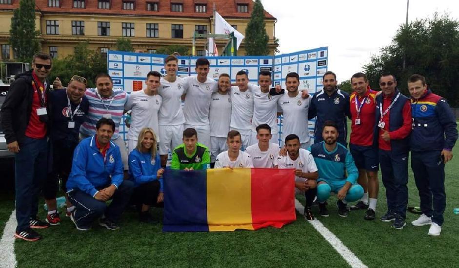 Romania, bronz la Campionatul European de tineret din Cehia