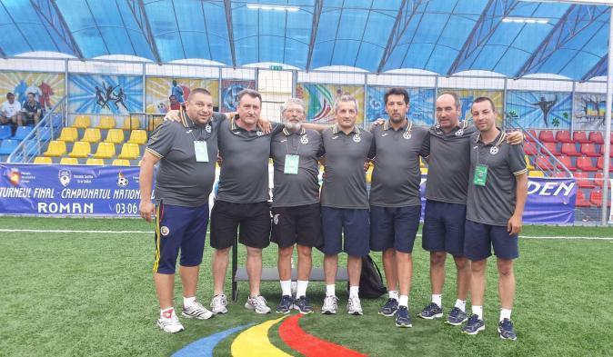 Tragerea la sorti a grupelor Campionatelor Regionale si Cupei Romaniei