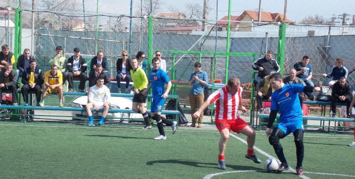 Tulcea - Liga II - 2012 - 2013 - Etapa 22