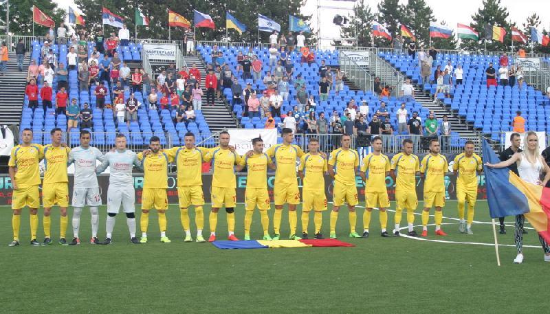 România caută o nouă victorie contra Portugaliei !