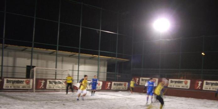 Iaşi: LIGA CAPITOL - Liderul Stand Rom Tomeşti a suferit primul eşec din acest sezon