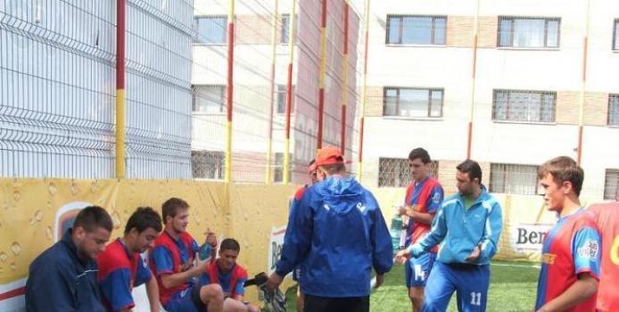 IASI: CUPA DTSJ la minifotbal - Programul urmatoarelor meciuri