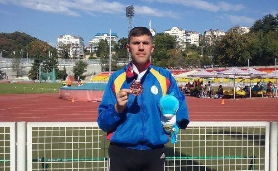 IASI: Florin Cojoc (Biotop) s-a calificat la Jocurile Paralimpice de la Rio