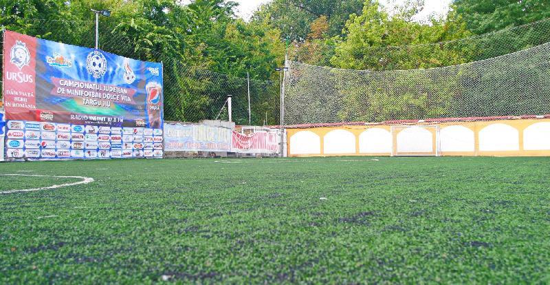 Meciurile de minifotbal, suspendate până la data de 23 martie