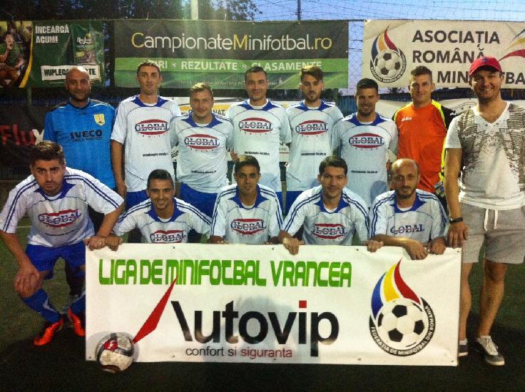 Liga de minifotbal AutoVip