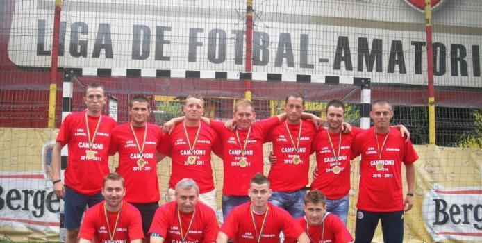 IASI: CUPA HIT 2012 - Stand Rom Tomesti, medaliata cu bronz