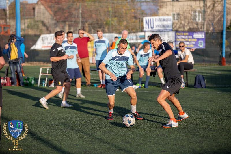 Sezonul regulat in Liga B si Liga C se apropie de finiş