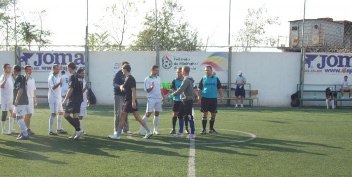 Tulcea - Liga DeHondol - 2012 - 2013 - Etapa 5