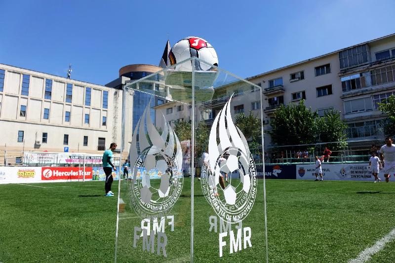 Număr record de locuri solicitate la competițiile naționale de minifotbal!