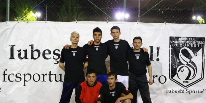Bucuresti: TEC Buftea - Calia Press, finala Sectiunii Open