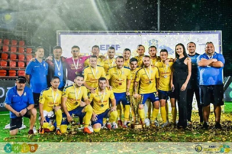 România este vicecampioana Europei - ediția 2018! Felicitări tricolorilor!
