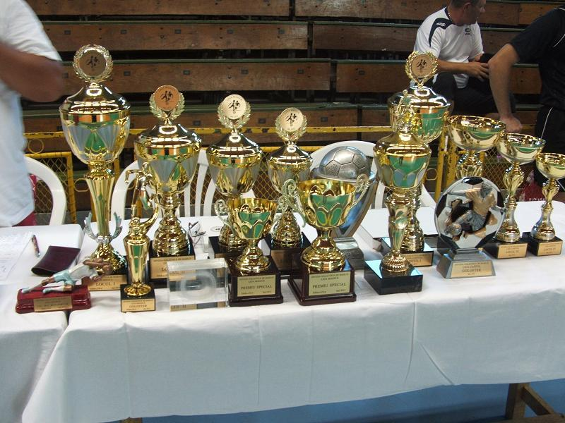 IASI: Festivitatea de premiere a echipelor din sezonul 2016-2017
