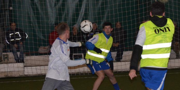 Derby-ul Sălajului la minifotbal s-au terminat fara castigatori si pierzatori