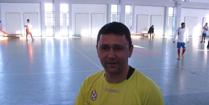 IASI: LIGA MAGICA - Sorin Stefan, profesorul care l-a descoperit pe Stefan Popescu de la Cesena