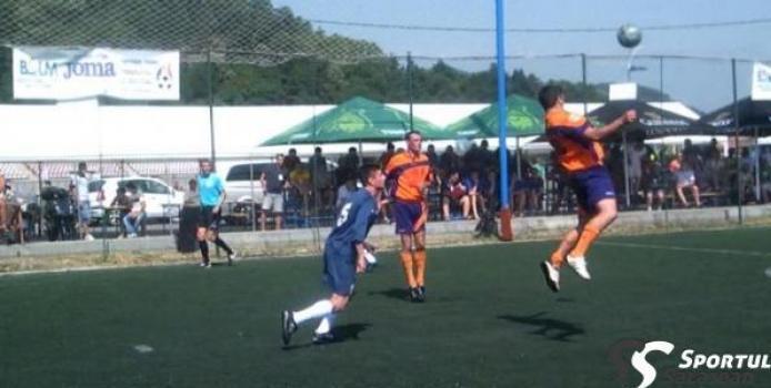 Minifotbalul salajean la nivel national in anul 2012