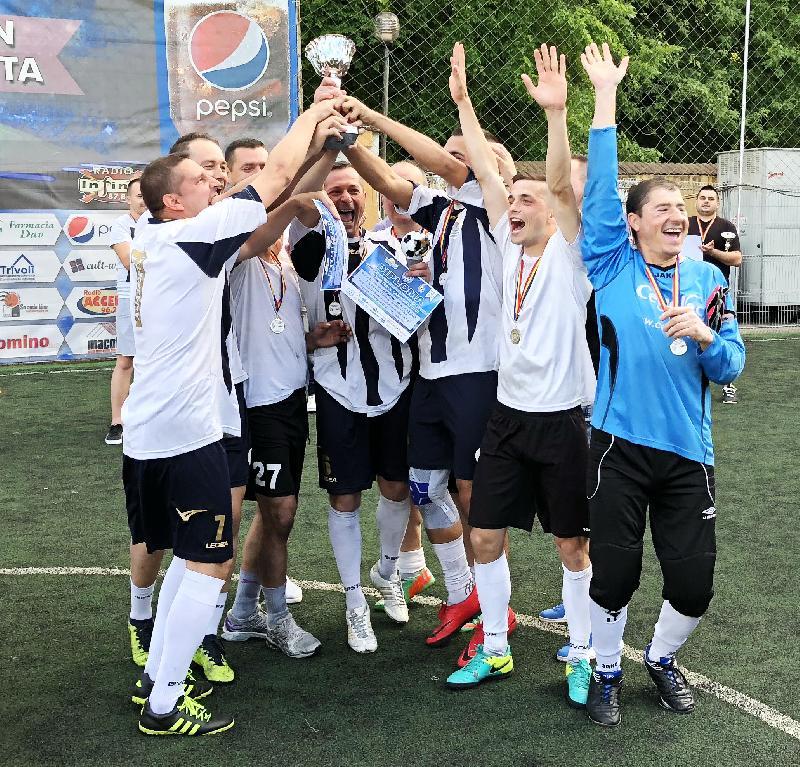 Jandarmii gorjeni, campionii sezonului 2017-2018 !