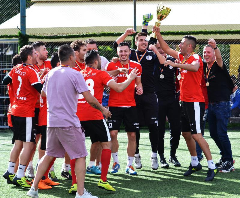 Danco Pro București a câștigat Cupa României la Sibiu!