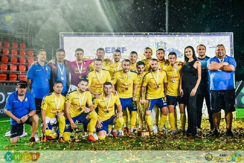 DGB IASI felicita echipa nationala pentru argintul european din Ucraina