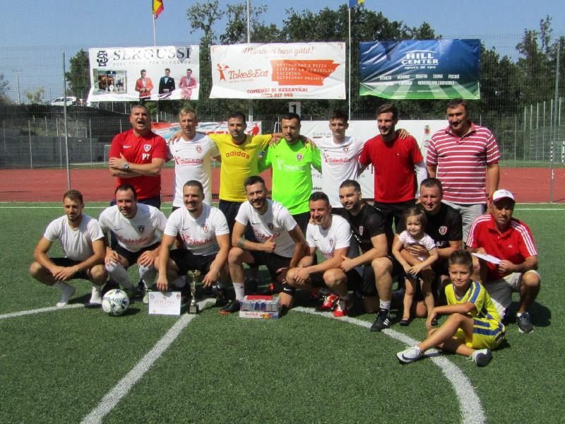 Liberto, campioana primei editii a Cupei Liberto la minifotbal