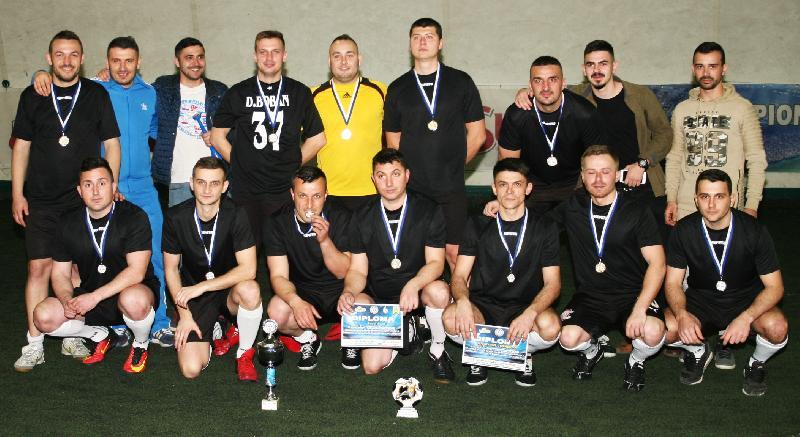 Penitenciarul Târgu Jiu a câștigat Cupa Firmelor și Instituțiilor !