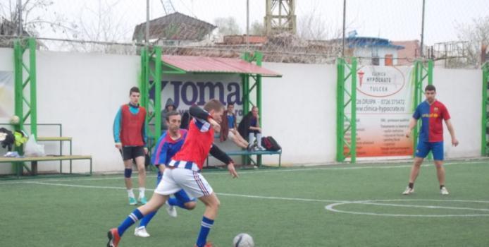 Tulcea - Liga II - 2012 - 2013 - Etapa 21