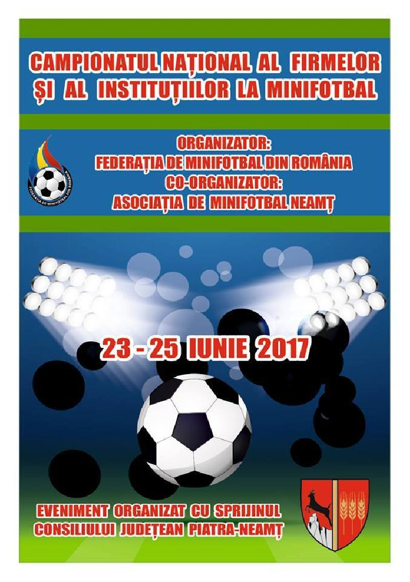 Informații Campionatul Național al Firmelor, Piatra Neamț
