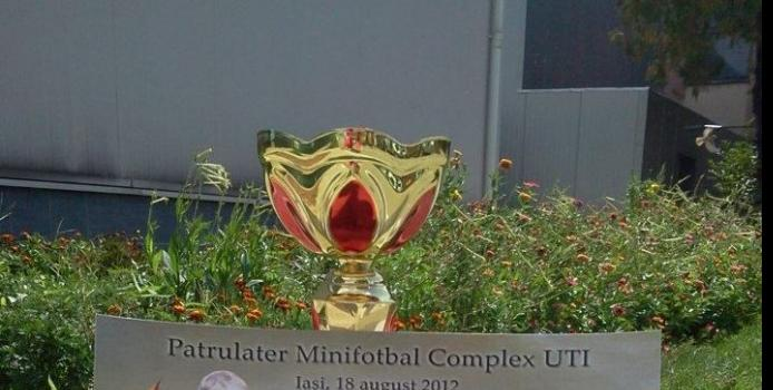 IASI: CUPA DGB HIT - Programul meciurilor din sferturi