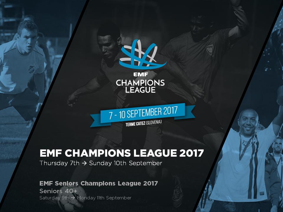 9 echipe vor reprezenta România la EMF Champions League !