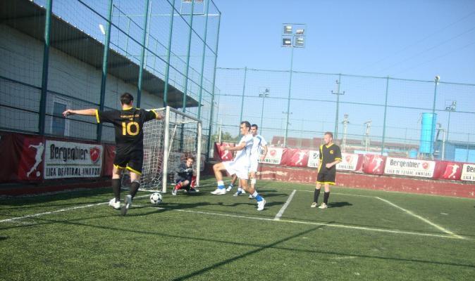 IASI: CUPA FIRMELOR - Programul semifinalelor