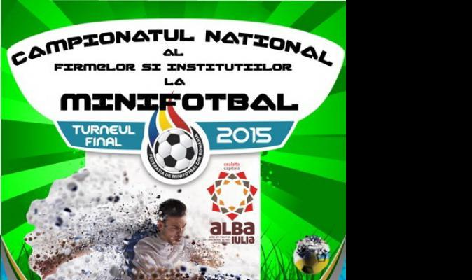 Program si rezultate CN de minifotbal pentru firme si institutii