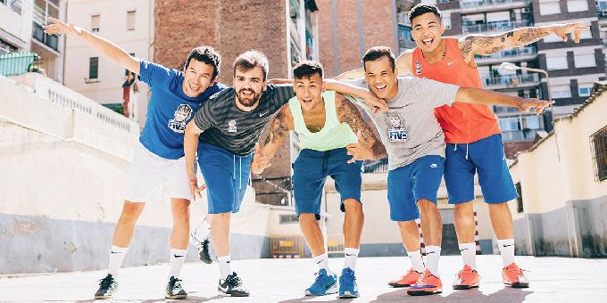 Inscrieri la turneul Neymar JR's Five