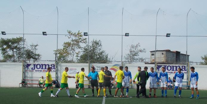 Tulcea - Liga DeHondol - 2012 - 2013 - Etapa 3
