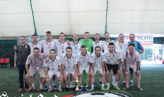 Juventus Sibiu, noua campioana a Romaniei la minifotbal