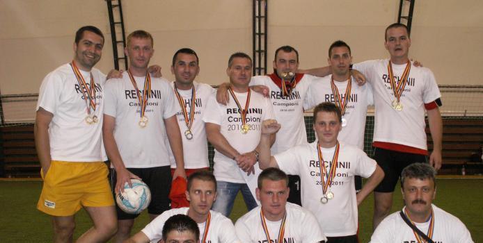 Autoland Hosu Rechinii se pregatesc de Turneul National de la Timisoara