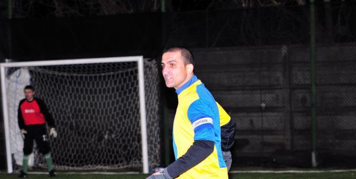 Bucuresti: (VIDEO) Petre Marin a debutat pentru ABC United