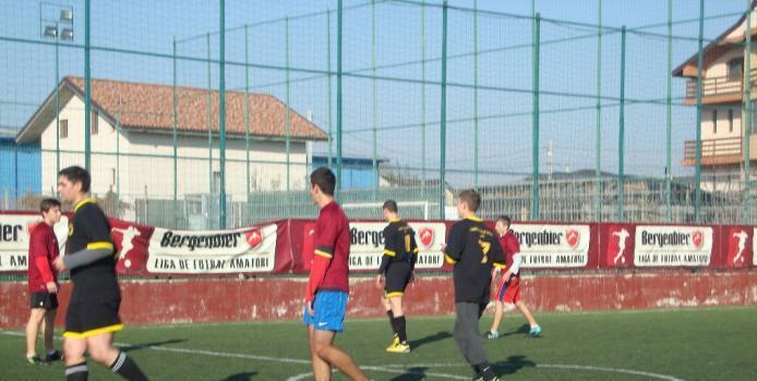 IASI: CUPA DTSJ la minifotbal - Auto Driver debuteaza cu dreptul in grupa a 4-a