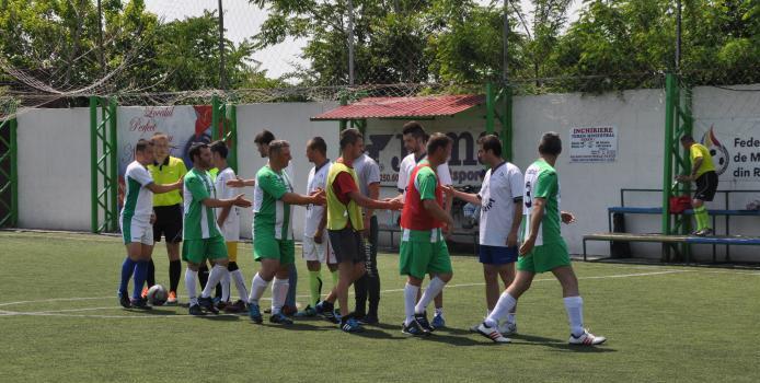 TULCEA - Liga a II-a - Editia 2013-2014 - Etapa 28