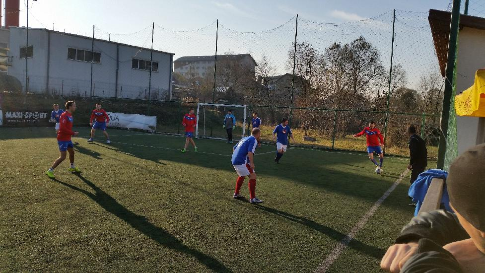 Sporting Vatra Dornei se impune in derby-ul etapei cu numarul 2