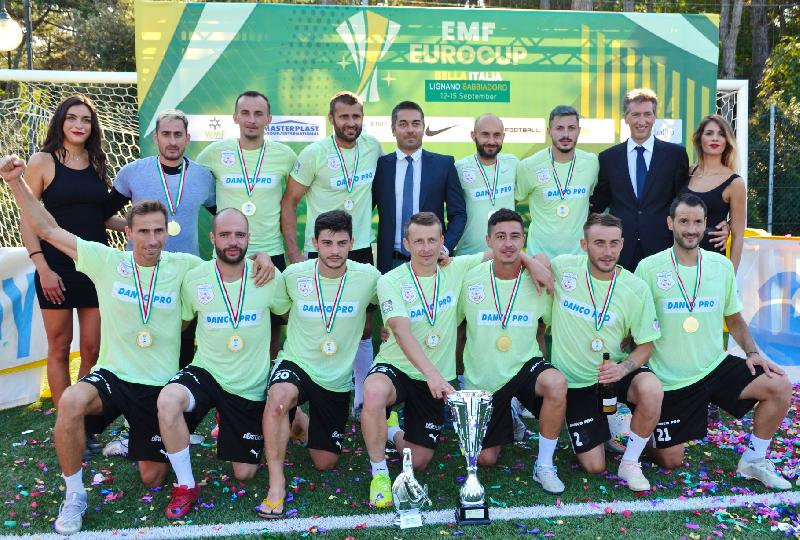 Danco Pro București a câștigat Eurocup! Finală cu Golden Boys Bacău