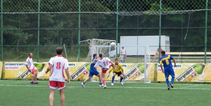 Constanta: Fluviu de goluri marcate de Scuba