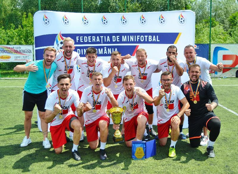 Dedeman Oradea a câștigat CNFI 2021 la Botoșani!