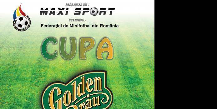 IASI: VATRA DORNEI - Invitatie la CUPA GOLDEN BRAU